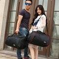 2017 Подлинной моды досуг мужчины женщины путешествия пакет оксфорд переносная сумка Случайный большой мешок для мужчин