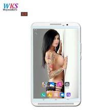 8 дюймов планшетный ПК Octa core 3 г 4 г LTE Android 6.0 Оперативная память 4 ГБ Встроенная память 64 ГБ Dual SIM карты Bluetooth GPS таблетки шт ребенка лучший подарок