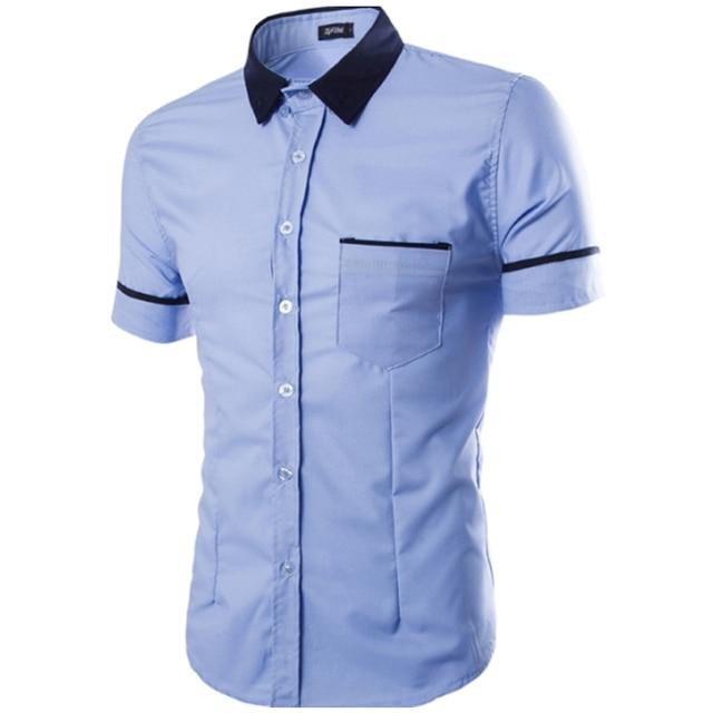 Mens Summer Dress Shirts