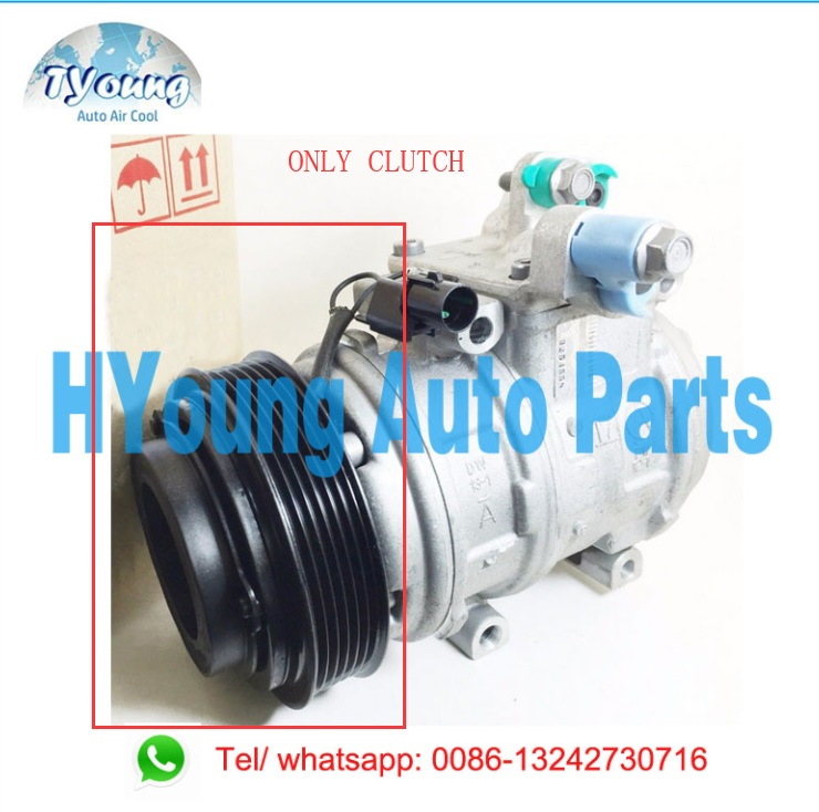 Only Clutch Air Conditioning & Heat Auto Replacement Parts Car Air Conditioning Compressor Clutch For Ssangyong Actyon/rexton/kyron 6652300511 6652300311