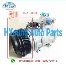 Só Da Embreagem/EMBREAGEM compressor de ar condicionado Do Carro para Ssangyong Actyon/Rexton/Kyron 6652300511 6652300311