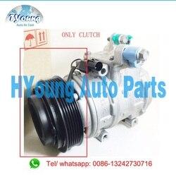 Tylko sprzęgła/samochód sprężarka klimatyzacji sprzęgła dla Ssangyong Actyon/Rexton/Kyron 6652300511 6652300311|Sprężarki klimatyzacji i sprzęgła|Samochody i motocykle -