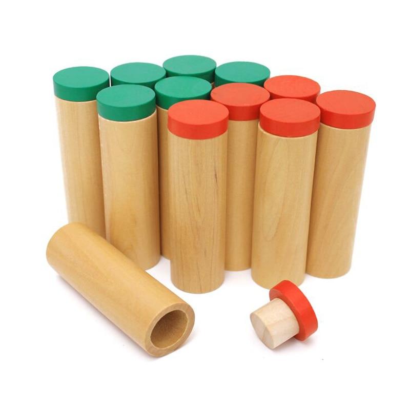 Baby Toy Montessori Cajas de Sonido para Educación Infantil - Educación y entrenamiento - foto 5