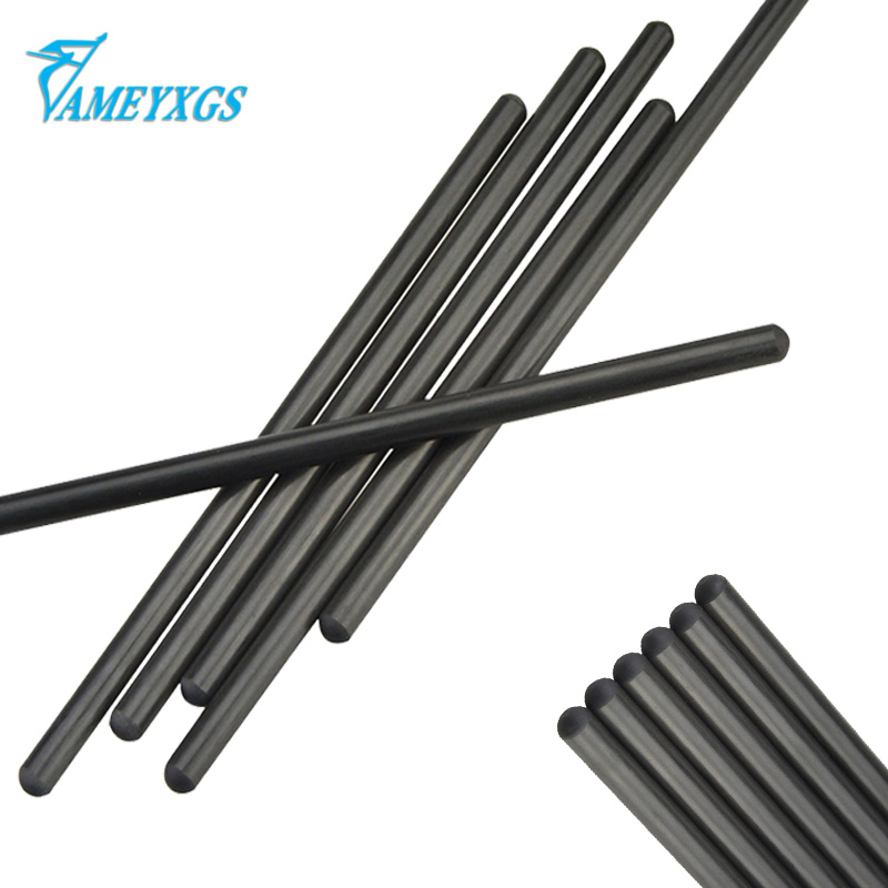 2pcs Archery String Suppressor Rods Compound Bow Stabilizers For Outdoor Sports Camping Hunting Shooting Bow String Accessories