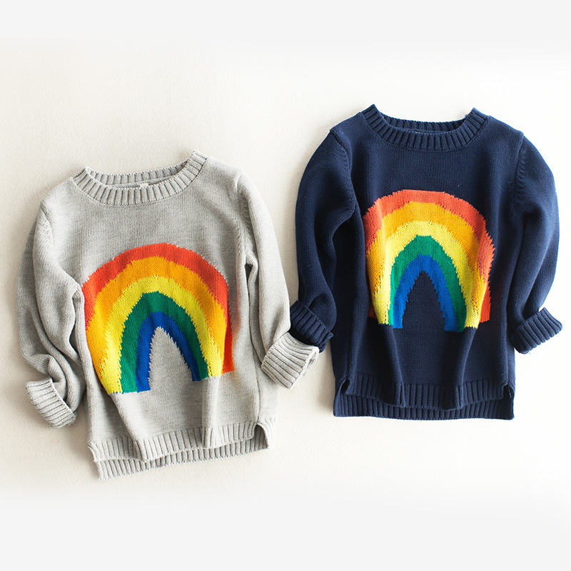 boys sweaters 2017 new fashion boys turtleneck sweater toddler boy sweater rainbow printed kids knitted sweater for boys girs c by bloomingdales new cream turtleneck sweater msrp $148 00
