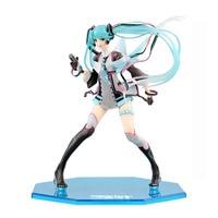 Chanycore Janpan Vocaloid Hatsune Miku Max Factory Anime Figure Magical Mirai 2015 Ver. PVC Figure Model Doll Toy 18cm