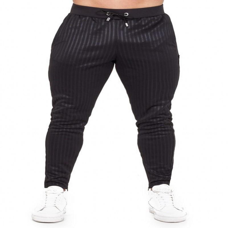 New Design Casual Men Pants Cotton Slim Pant Straight Trousers Fashion Business Solid Khaki Black Pants Men Pantalon Homme 29-39