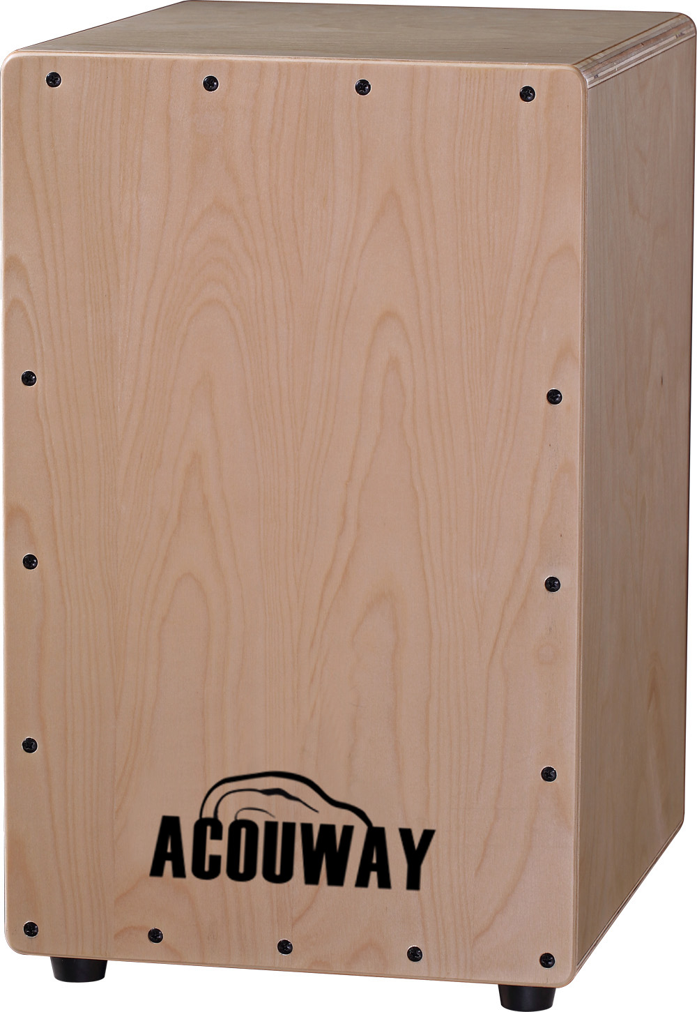 Acoustic cajon drum street percussion flamenco drum cajon also good sitting wooden Stool chair