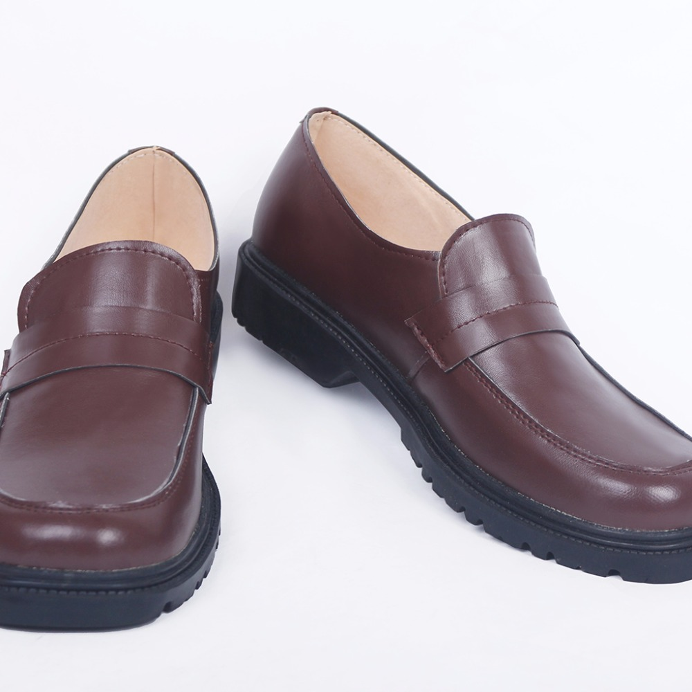 Cosplaydiy Princess Principal Cosplay Shoes Gilrs Lolita Schools Uniform Shoes L0713