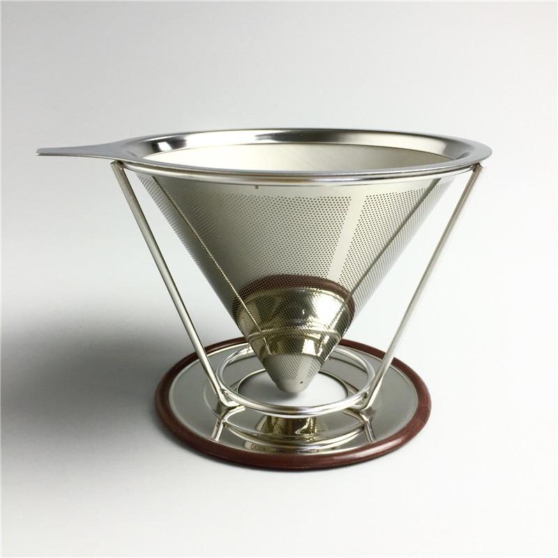 Atkārtoti lietojamu kafijas filtra turētāju komplekti - Virtuve, ēdināšana un bārs