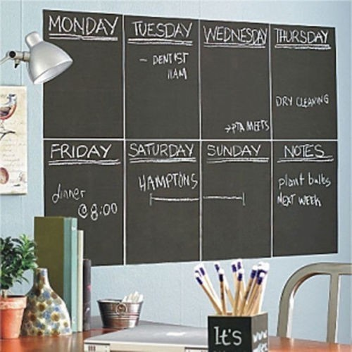 Chalk Board Blackboard 60x200cm 2