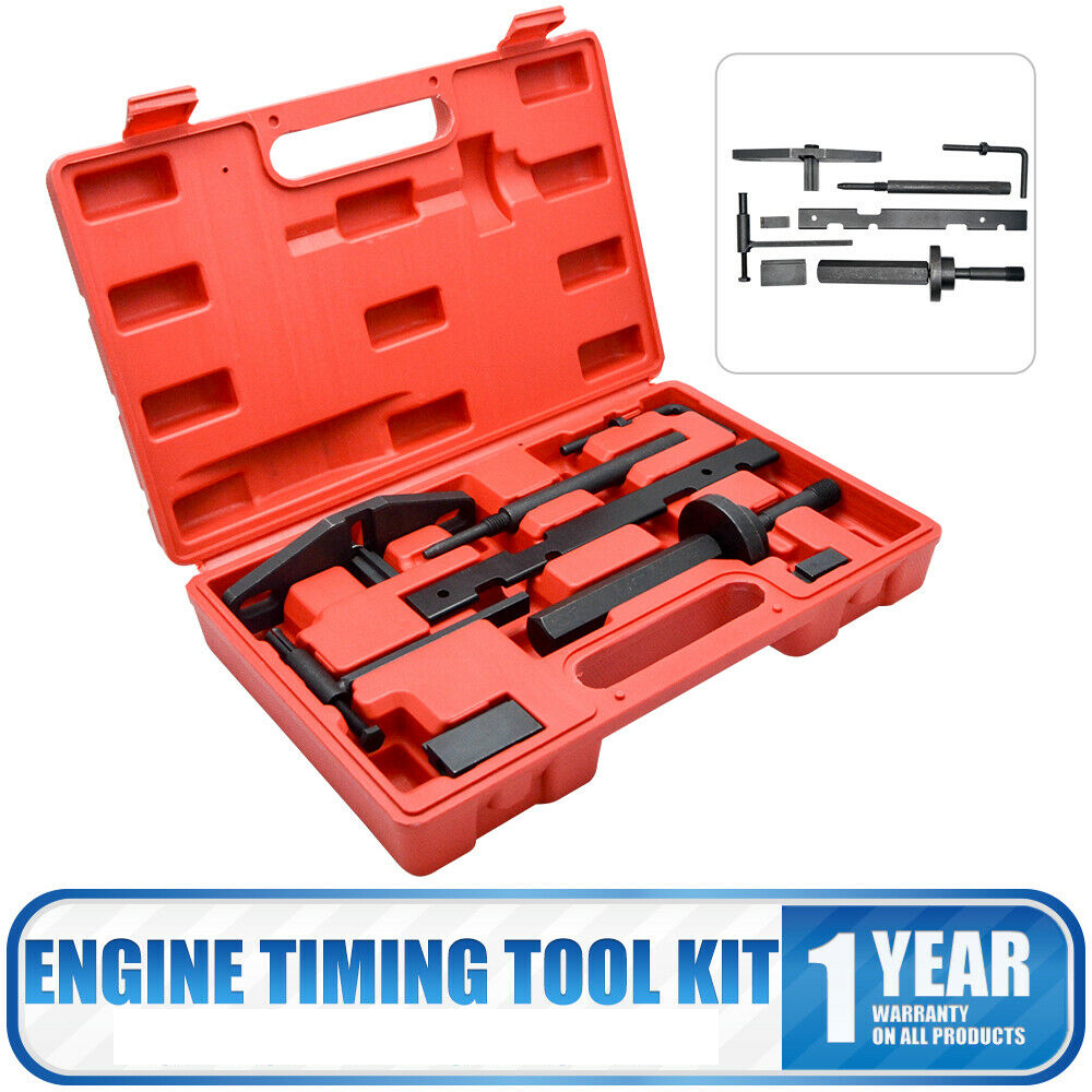 Engine Timing Tool Kit Turbo Diesel Engine Wet Belt Chain For Ford 1.8 Tdci Tddi