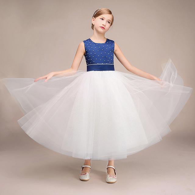 Multilayered Formal Princess Dress