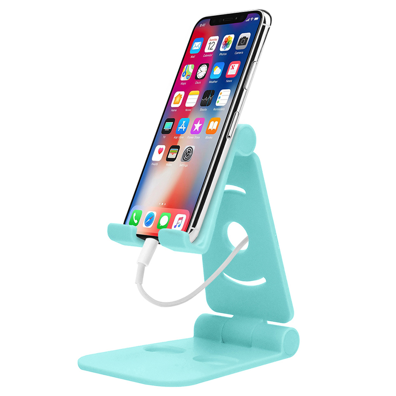 Phone Holder Stand for iPhone 8 X 7 6 Foldable Mobile Phone Stand for Samsung Galaxy S9 S8 Tablet Stand Desk Phone Holder Phone