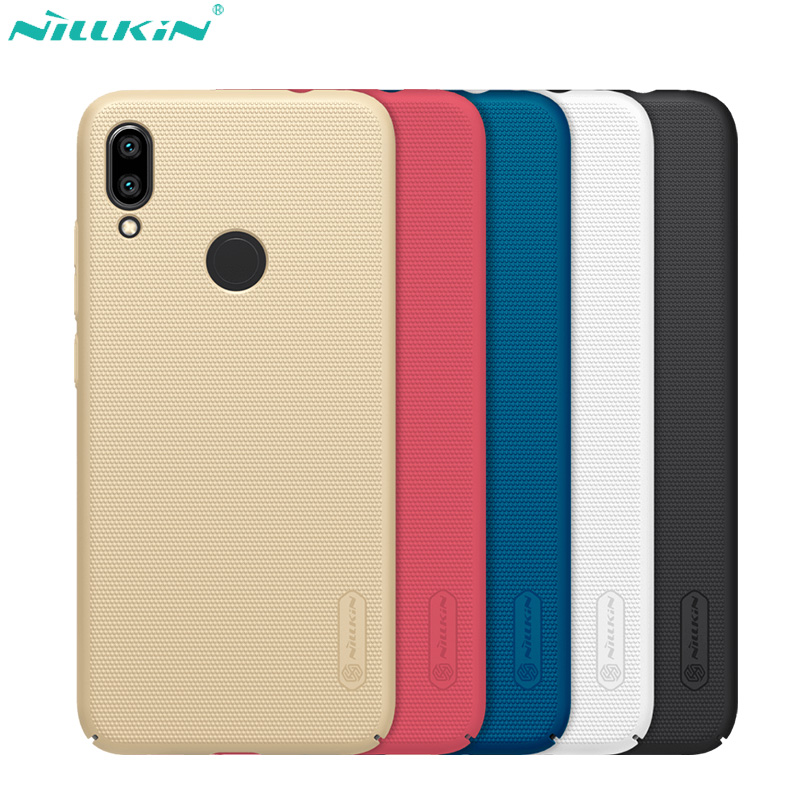 Nillkin Super Frosted Shield Case for Xiaomi Redmi Note 7 Case Cover PC Hard Back Matte Cover for Xiaomi Redmi Note7 Pro 6.3Nillkin Super Frosted Shield Case for Xiaomi Redmi Note 7 Case Cover PC Hard Back Matte Cover for Xiaomi Redmi Note7 Pro 6.3