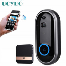 hot deal buy wireless wifi ip video doorbell intercom doorphone eyes for security smartphone video door bell camera call door phone system