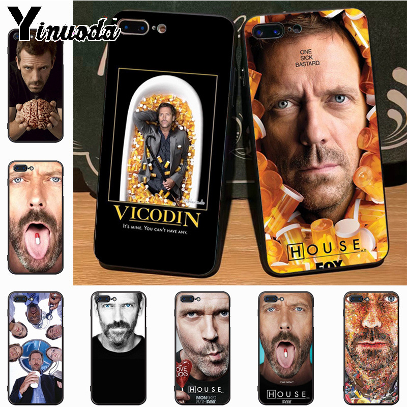 DR HOUSE VICODIN RECOMMENDED iphone case