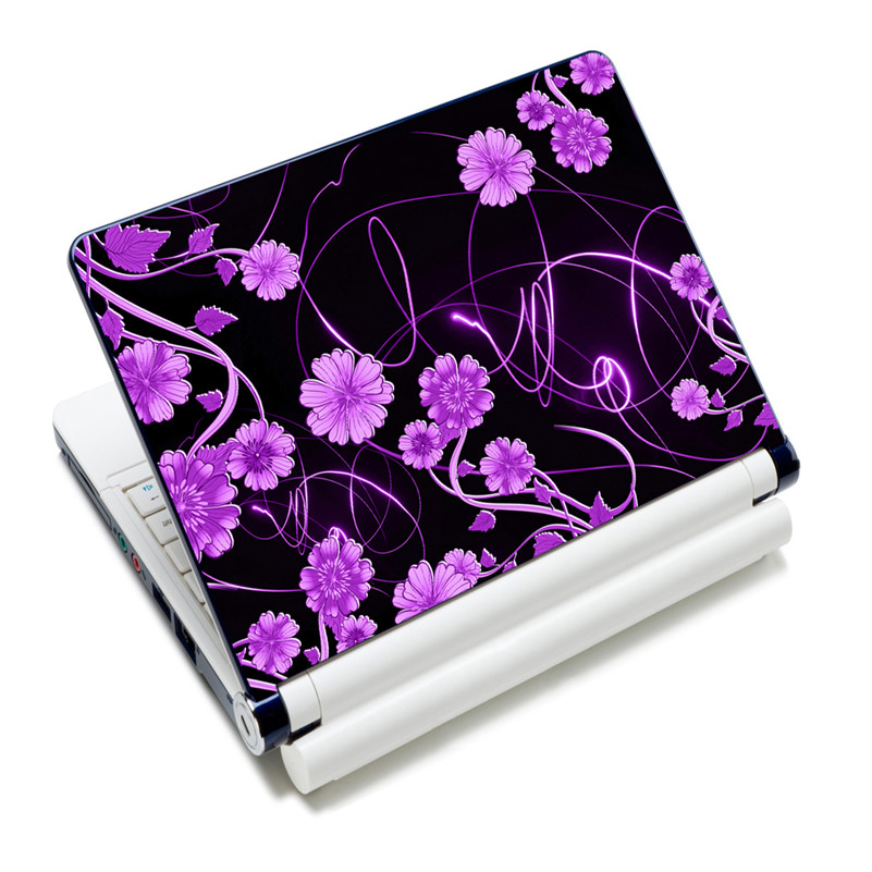 Prints 1515.415.6 Laptop Skin Decal Sticker Cover Females PVC Notebook Reusable Screen Protector for Macbook Lenovo HP ASUS