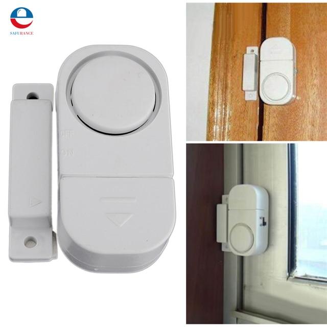 Wireless Home Window Door Entry Burglar Security Alarm System In