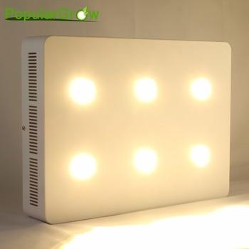 Populargrow 1200 watt voll spektrum led wachsen licht mit cree chip für Indoor garten gewächshaus zelt kommerziellen medizinische pflanzen wachstum