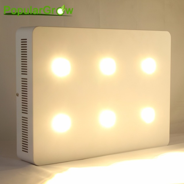 Populargrow cree 1200w full spectrum coblens led grow light for populargrow cree 1200w full spectrum coblens led grow light for indoor garden greenhouse tent mozeypictures Image collections