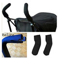 2 Pairs/Lot Special Baby Umbrella Car Armrest Put Gloves To Protect An Outer Afraid Of Split Two Umbrella Models KSZQ223