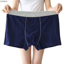 Plus Size Boxers Men Underwear Cotton Male Panties Comfortable Breathable 4XL~6X