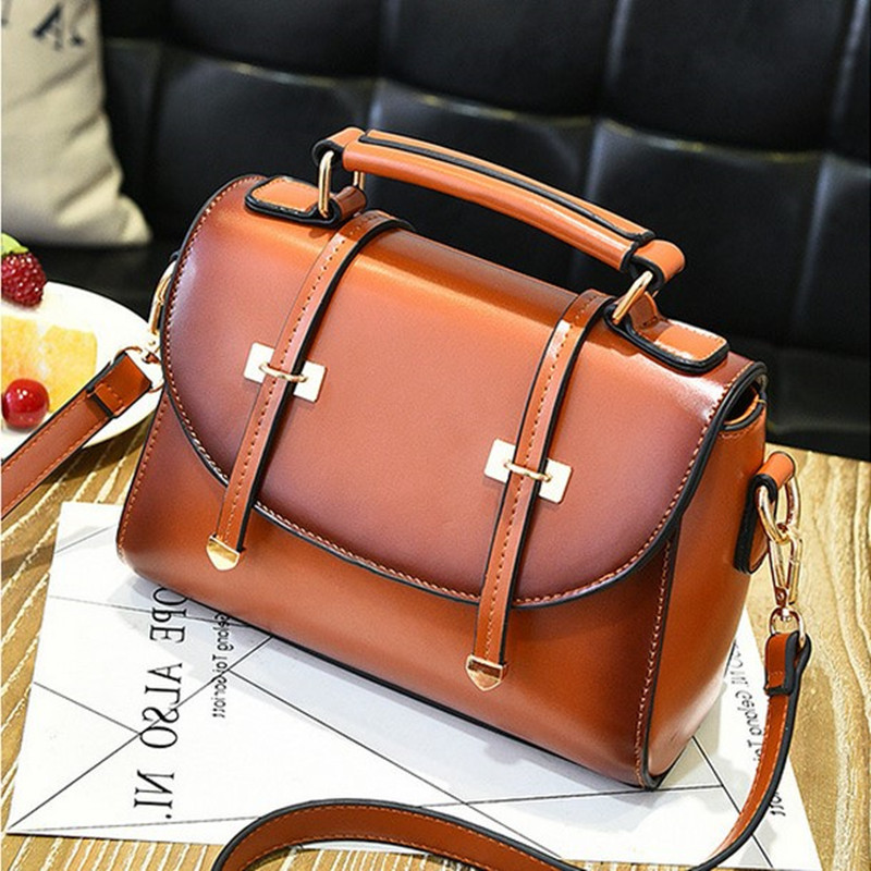 2018 Fashion Large Capacity Women Bags Shoulder Tote Bags New Women Messenger Bags With Tassel Famous Leather Handbags fashion