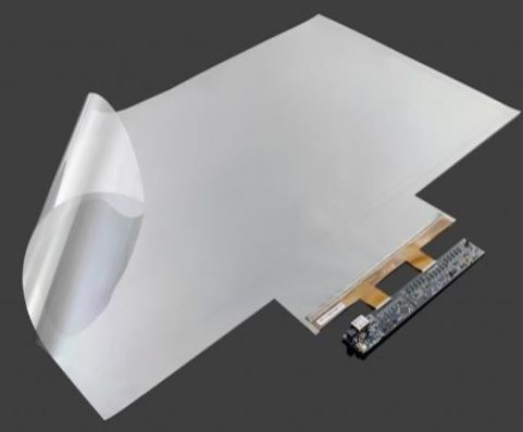 42 inch NANO conductive interactive nano touch foil oled touch foil screen panel