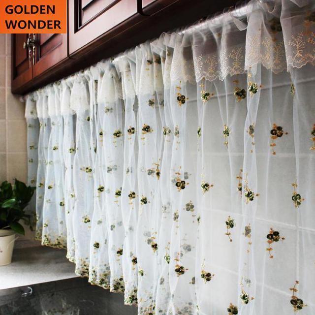 Nueva cortina de ventana cortinas persianas cocina media for Modelos de cortinas para puerta de cocina