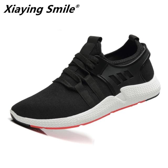 977a0b0f5 Homens baratos Moda Verão Furado Sapatos Primavera e No Outono Rendas Até  Sapatos Casuais Ao Ar