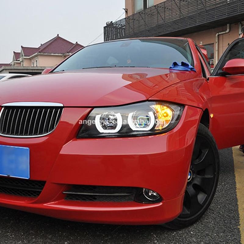 Bmw 330i: 2005 2010 Year For BMW E90 330I 320I 318i Led Angel Eyes