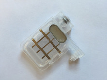 10PCS 4*3mm Transparent big damper double spring with square type for Roland SJ1000 SJ1045 XC540 SJ640 XJ640