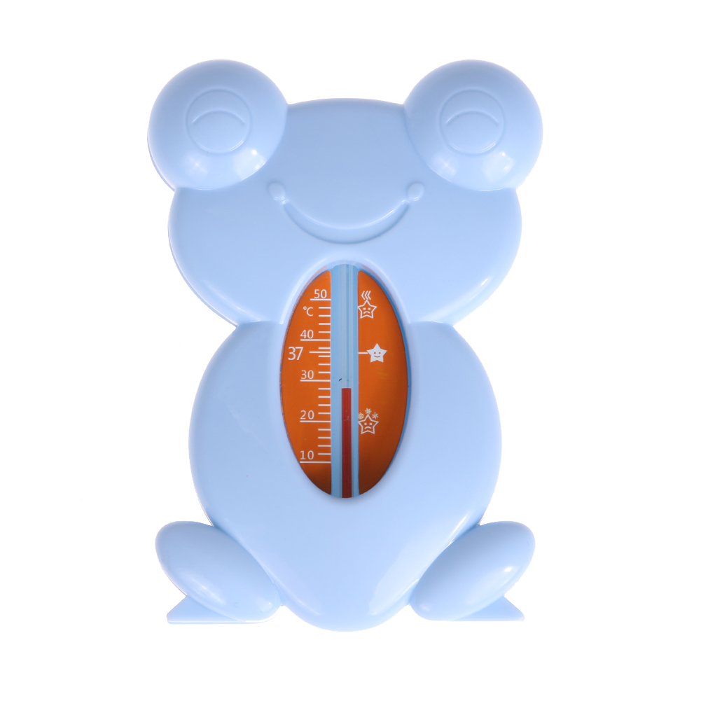 Cute Cartton Floating Lovely Water Float Baby Bath Thermometers Tub ...