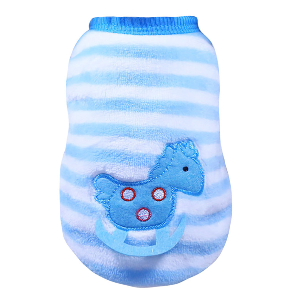 Small Dogs Costume Clothes For Little Dogs Overalls Cute Dog Cat Puppy Clothing Sweater Small Puppy Shirt Soft Pet Cat Coats