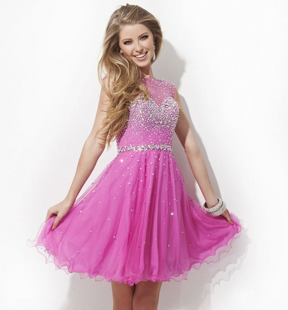 Sequin Sexy Short Homecoming Dresses 2016 Juniors Bling 8th Grade Prom  Girls Dresses vestido de formatura 0d822b3ad