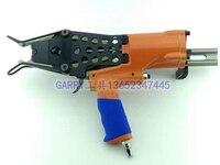 Pneumatic Air Tools C Ring Nailer Hog Ring Plier C43 Air nail gun Original quality C Nailer 2cm Fibre Palm Mat Enlarge 15 20mm