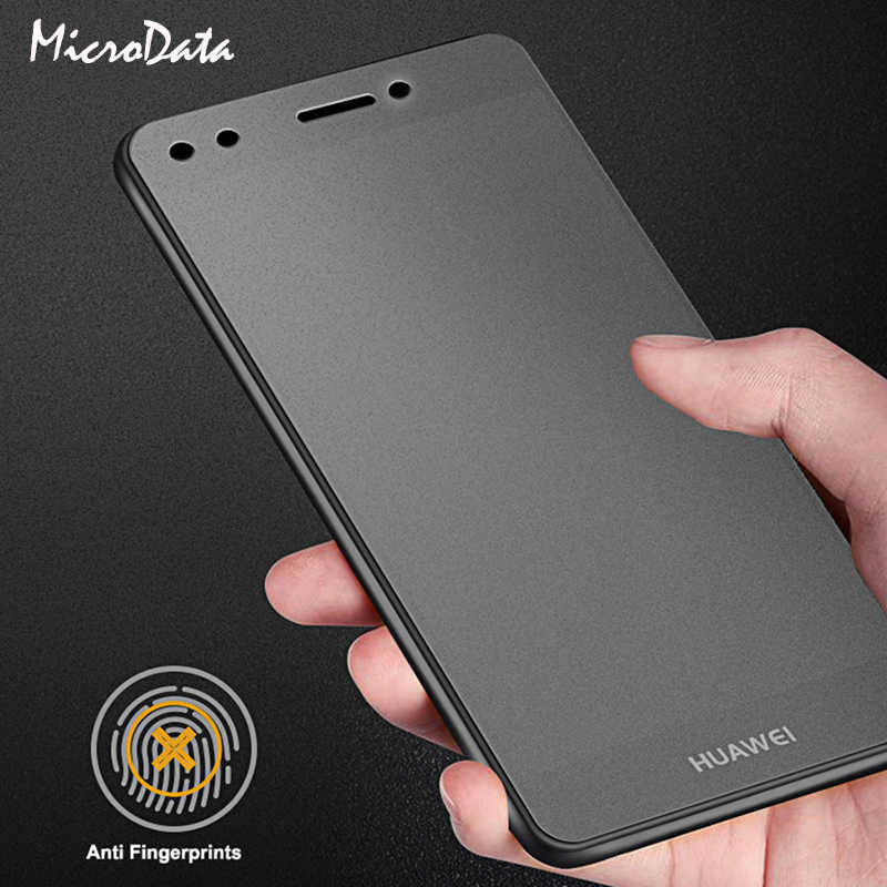 MicroData Frosted Glass For Huawei Honor 7X 7A 7C Pro Protective Matte Tempered Glass 9H For Honor 7A Y6 2018 Screen Protector