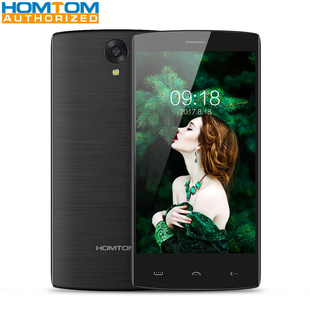 HOMTOM HT7 Pro 5 5 inch 4G Telephone Android 5 1 MTK6735 Quad Core 2GB RAM