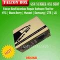 La Herramienta Más Nueva versión 100% Software de Reparación de Caja Original Halcón Falconbox para HTC | Negro-Berry | Huwaei | Samsung | ZTE | LG