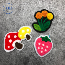 JOD Wool Cartoon Patches for Clothing Decorative Children Embroidery Patch Applique DIY Clothes Sewing Applications Stickers @ jod 10 4cm 67 wing diy iron on decorative biker patches for clothes applications embroidery patch applique stickers badge fabric