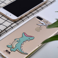 5 iphone 5s For funda iPhone 5S case 5 5S 6 6S 7 Plus Dinosaur soft silicone TPU for coque iPhone 6S case new arrival for capa iPhone 7 case (2)