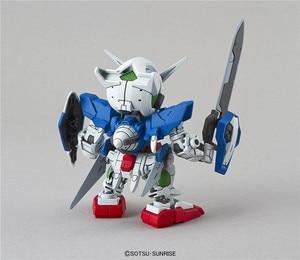 Image 3 - Bandai Gundam 02753 SD BB EXมาตรฐานExiaโทรศัพท์มือถือชุดประกอบชุดตัวเลขการกระทำของเล่นเด็ก