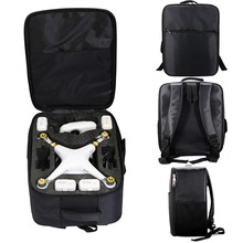 Carrying Shoulder Case Backpack Bag for DJI Phantom 3S 3A 3SE 4A 4 4Pro Jun18 Professional Factory Price Drop Shipping