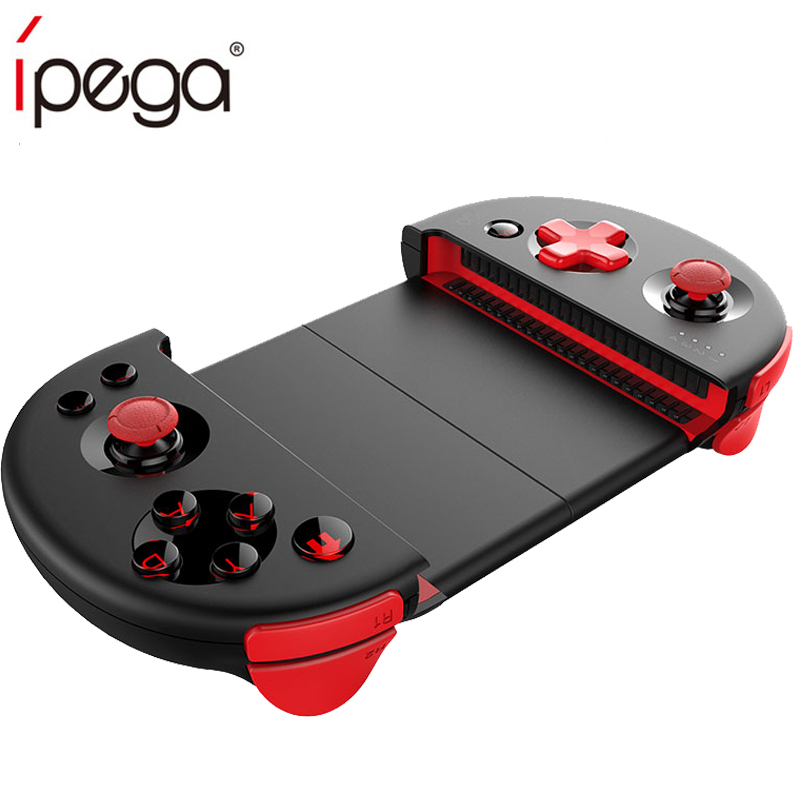 IPEGA PG-9087 Bluetooth Android manette de jeu sans fil manette de jeu PC Joypad extensible manette pour tablette PC Smartphone
