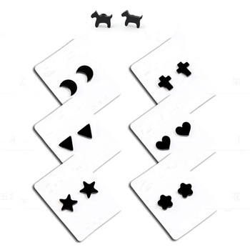 No Piercing Magnetic Stud Earing For Women Men Kid Baby Moon Dog Star Heart Flower Triangle.jpg 350x350 - No Piercing Magnetic Stud Earing For Women Men Kid Baby Moon Dog Star Heart Flower Triangle Cross Small Magnet Earring Ear Studs