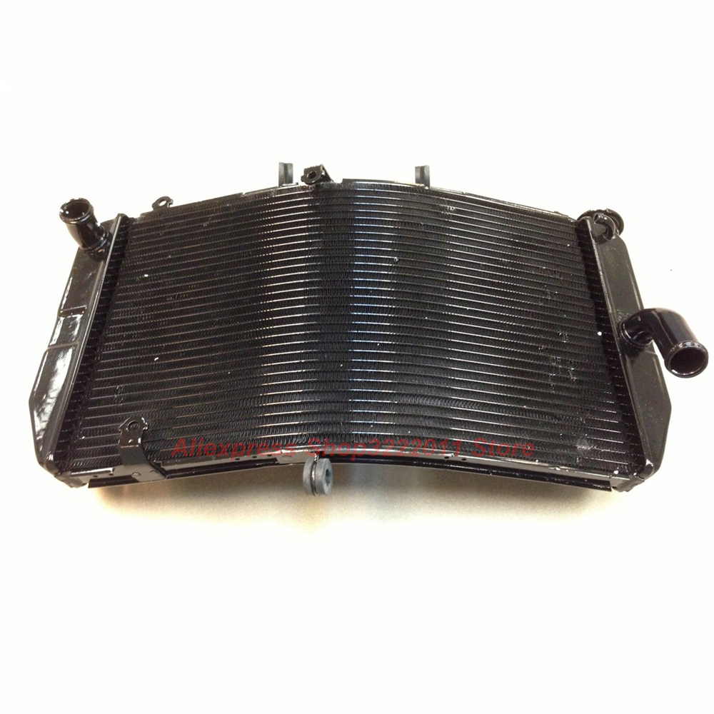 Motorcycle Radiator for Honda CBR600RR 2003 2004 2005 2006 Aluminum Water Cooler Cooling Kit