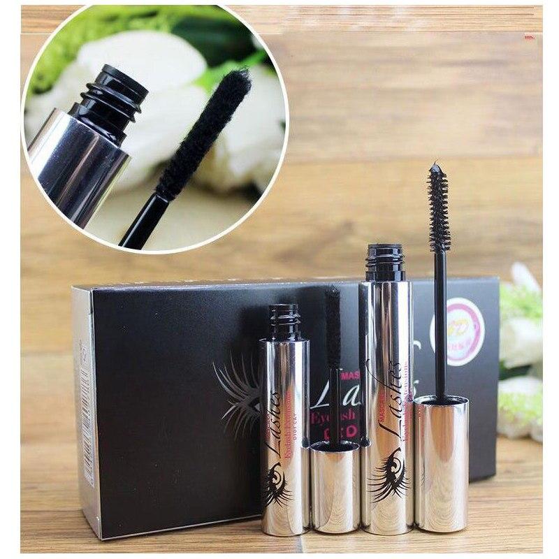 On stock Magic Black Silk Mascara Set DiDiCat Eyelash Extension Lengthening Volume DDK 4D Fiber Waterproof Mascara Cosmetics