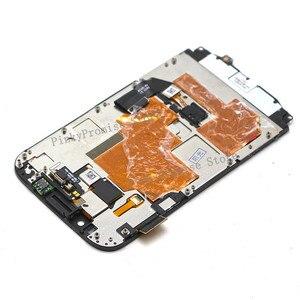 Image 3 - قطع غيار مجمع محول رقمي لشاشة اللمس LCD لبلاك بيري كلاسيك Q20 لبلاك بيري 720x720 لبلاك بيري Q20