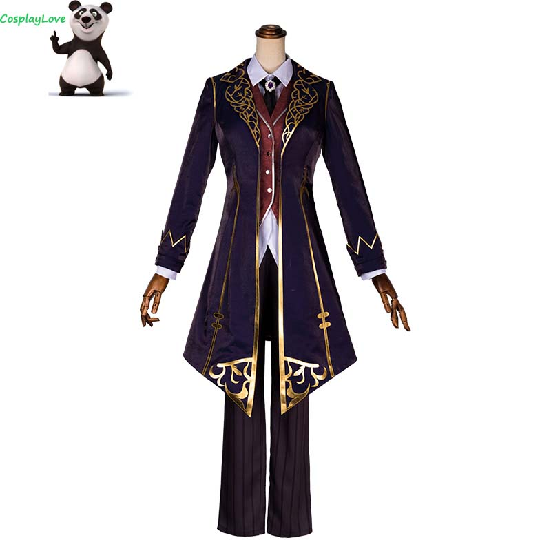 CosplayLove Game Identity V Cosplay Costume Photographer Werewolf Joseph Cosplay Costume Custom Made